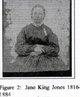 Profile photo:  Jane <I>King</I> Jones