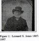 Profile photo:  Leonard Stan Jones