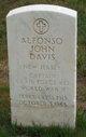 Alfonso John Davis