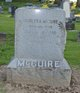 Charles A McGuire