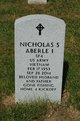 "Nicholas Sebastian ""Nich"" Aberle"