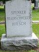 Profile photo:  Amelia <I>Spenker</I> Braunschweiger