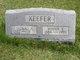 Minnie Mary <I>Yarrison</I> Keefer