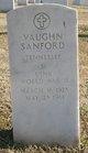 Vaughn Sanford
