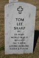 Tom Lee Sharp