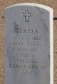 Teresa <I>Barba</I> Camarillo