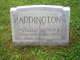 Profile photo:  Arthur Melvin Addington