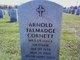 Profile photo:  Arnold Talmadge Cornett