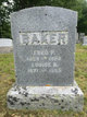 Louisa B Baker