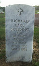 "Profile photo:  Richard Earl ""Rabbit"" Breeding"