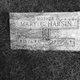 Mary Catherine <I>Thompson</I> Harsin