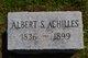 Albert S Achilles