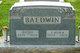 Laura <I>Denton</I> Baldwin