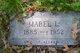 Profile photo:  Mabel Lillie <I>Goulden</I> Chapman