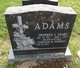 Profile photo:  Frederick Anthony Adams