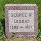 George William Leggat