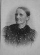 Mary Jane <I>Hughes</I> Burson