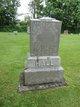 Harriett E. <I>Cross</I> Hall