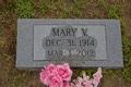 Profile photo:  Mary Virginia <I>Fields</I> Abbott