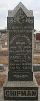 Rachel E.A. <I>Knowles</I> Chipman