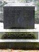Profile photo:  Almira B <I>Benner</I> Burnheimer