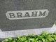 Profile photo:  Adolph Brahm