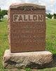 Profile photo: Mrs Agnes Frances <I>Cannon</I> Fallon