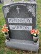 Profile photo:  Bertha M. <I>Kennedy</I> Barron