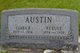 Profile photo:  Clara Belle <I>Baker</I> Austin