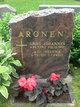 Urho Johannes Aronen