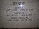 Loyd Tully Dendy