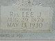 Rev Lee Jackson Ellis