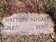 Matthew Adgate