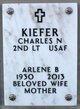 Profile photo:  Arlene <I>Brenner</I> Kiefer