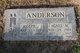 Profile photo:  Agnes M Anderson