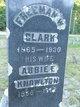 Profile photo:  Abbie E <I>Knowlton</I> Clark