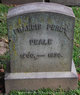 Profile photo:  Francis Percy Peale