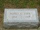 Profile photo:  Agnes C. Parks