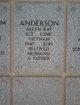 Profile photo:  Allen Ray Anderson
