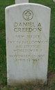 Profile photo:  Daniel A Creedon