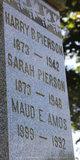 Maud Elizabeth <I>Pierson</I> Amos