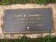 "John B ""Jack"" Campbell"