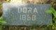 Profile photo:  Dora Border