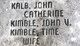 John V. Kimble