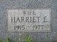 Profile photo:  Harriet Elizabeth <I>Kline</I> Allgaier