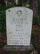 Profile photo:  Calvin Coolidge Cyr