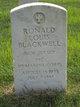 Profile photo:  Ronald Louis Blackwell