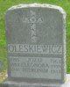 """Jozef Benidick """"Joseph"""" Oleskiewicz"""
