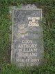 Cody Anthony William Serrano
