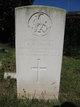 Private Edward Harrison Adams